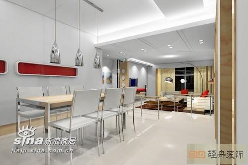 简约 三居 餐厅图片来自用户2737950087在芙蓉花园25的分享