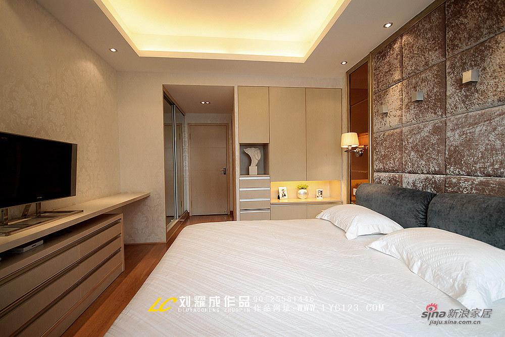 简约 一居 卧室图片来自用户2737950087在品味雅致生活36的分享