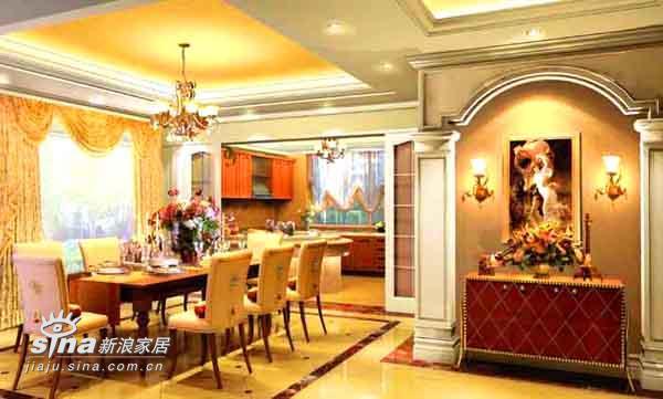 其他 别墅 餐厅图片来自用户2558746857在上海别墅221的分享