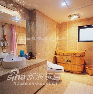 简约 别墅 卫生间图片来自用户2737735823在简洁素雅妆扮温馨别墅44的分享