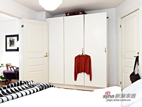 简约 三居 卧室图片来自用户2557979841在9万打造126平现代纯色3居24的分享