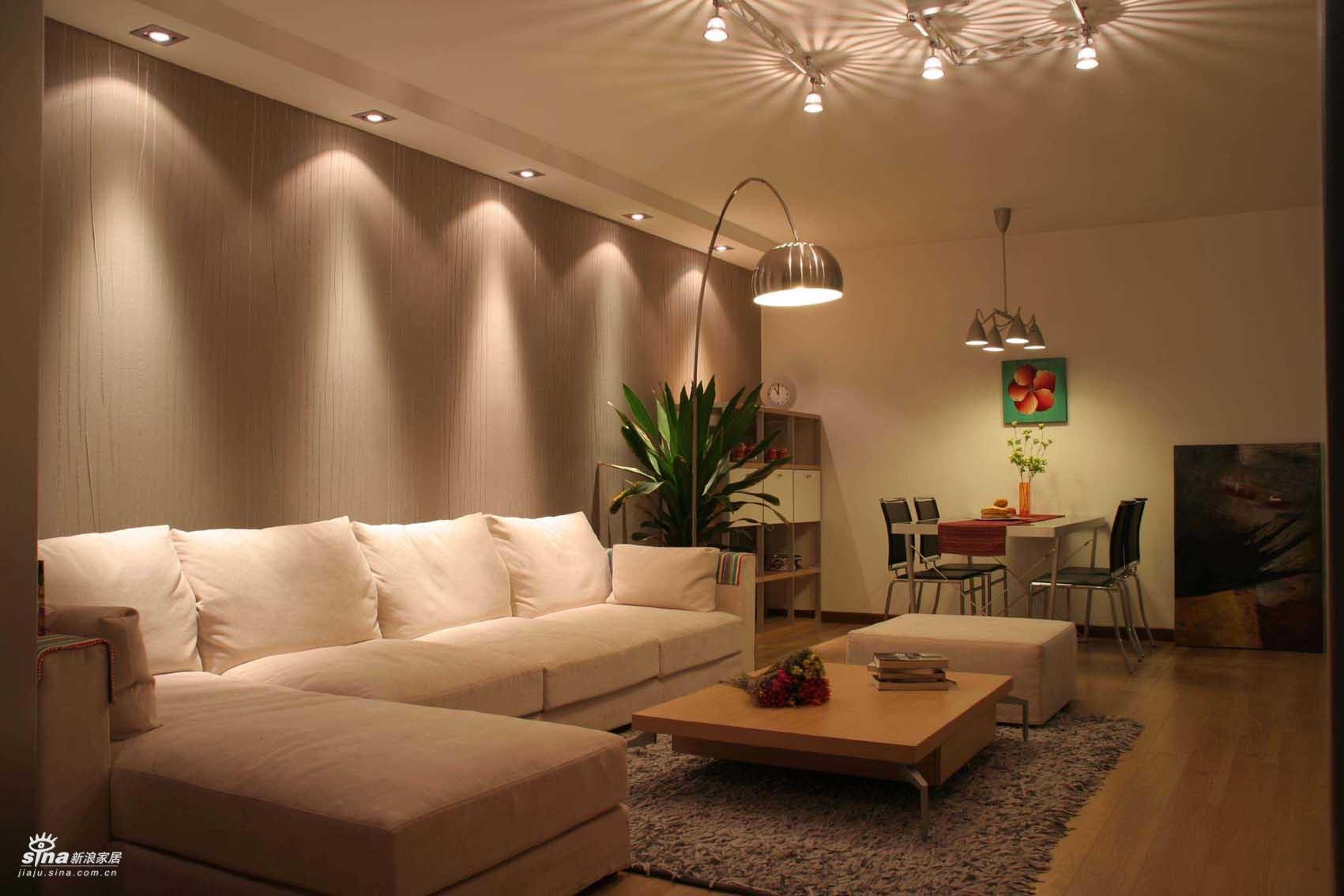 简约 二居 客厅图片来自用户2739081033在简约的问候91的分享