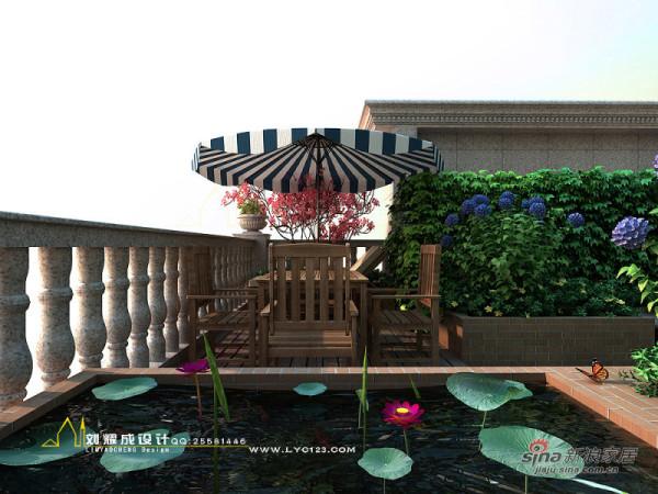 三楼屋顶花园-2