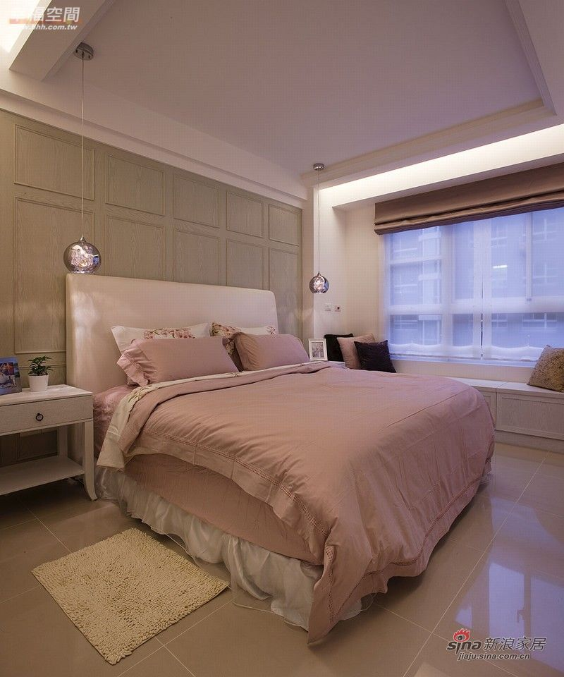 田园 四居 卧室图片来自幸福空间在轻述  英式古典乡村的优雅70的分享