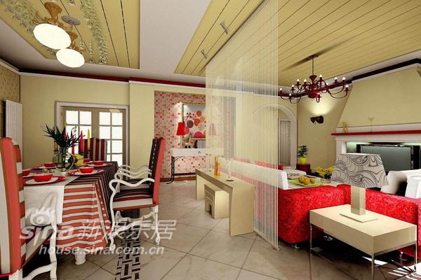 田园 二居 客厅图片来自用户2737791853在天洋城田园家81的分享