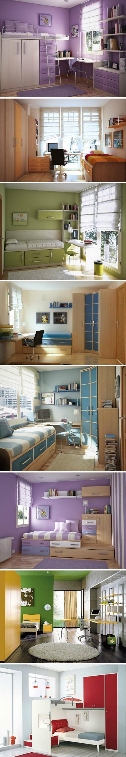 一个人住也可以很享受,这些可爱的小房子你最钟意那一款呢?