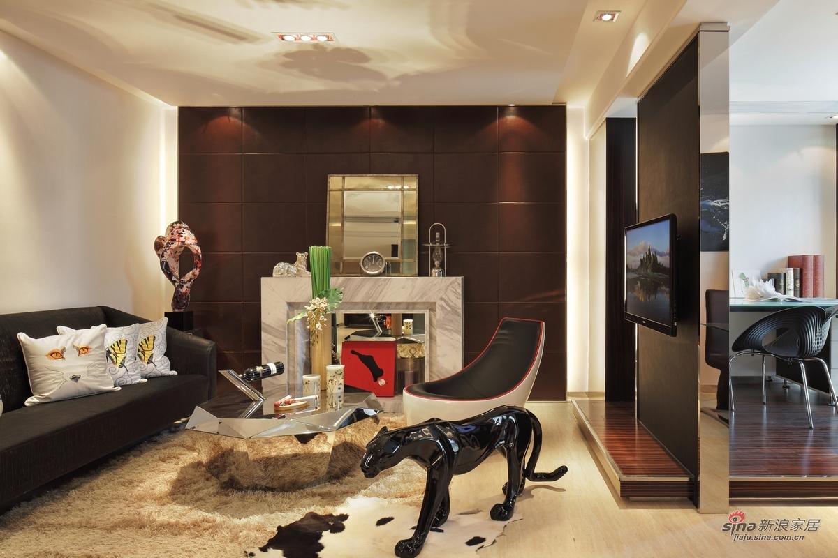 简约 四居 客厅图片来自用户2739081033在【高清】21万装修140平米大户型17的分享