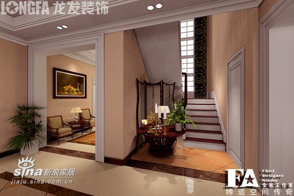 其他 别墅 楼梯图片来自用户2737948467在钱隆山庄别墅54的分享