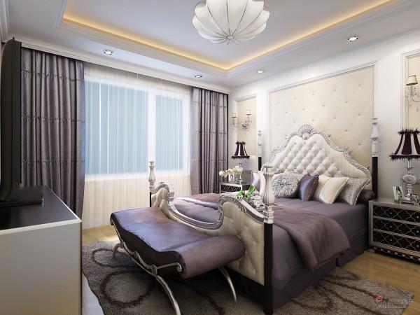 主卧室欧式古典设计