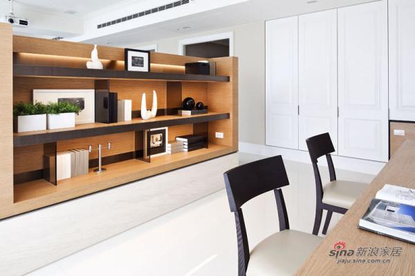 简约 别墅 书房图片来自用户2737950087在290平台湾高品质别墅设计241的分享