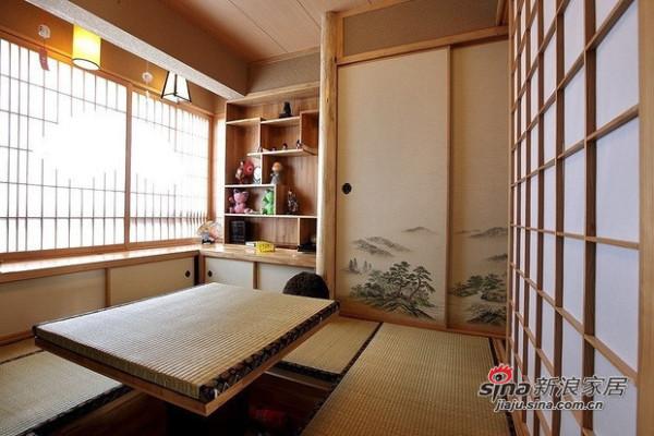 书房的榻榻米设计