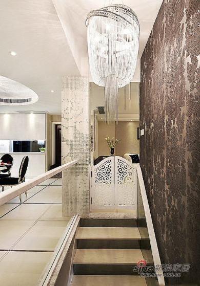 简约 复式 楼梯图片来自用户2738813661在一套200平方简约低调奢华混搭四居室复式55的分享
