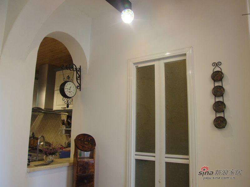 田园 复式 厨房图片来自用户2737791853在世外桃源46的分享
