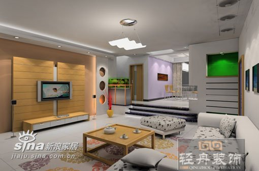 简约 三居 客厅图片来自用户2737759857在电力新村4栋18的分享
