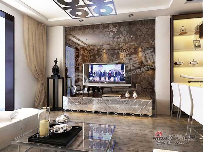 简约 二居 客厅图片来自阳光力天装饰在松江东湖小镇77的分享