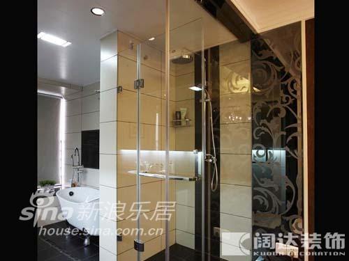简约 三居 卫生间图片来自用户2557010253在阔达时尚设计53的分享