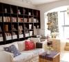 挺喜欢宜家的简单风格。在这样明亮舒适的书房读书,时间是怎么流走的都不自知吧。