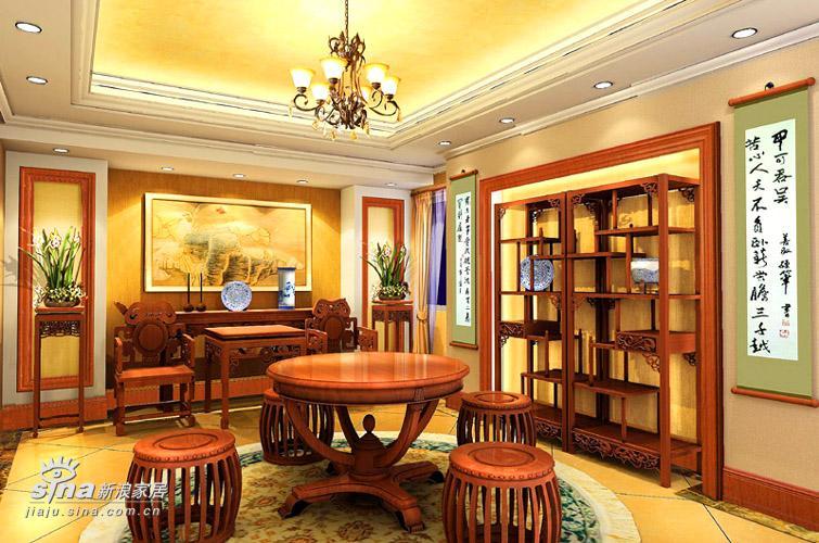 其他 别墅 书房图片来自用户2558746857在上海别墅221的分享