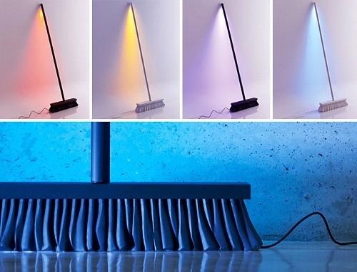 LED扫帚灯