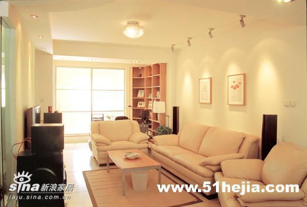 简约 二居 客厅 宜家 80后 旧房改造图片来自用户2737735823在暖色调营造温馨舒适83的分享
