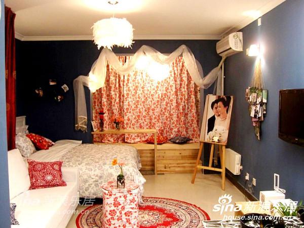 卧室与客厅