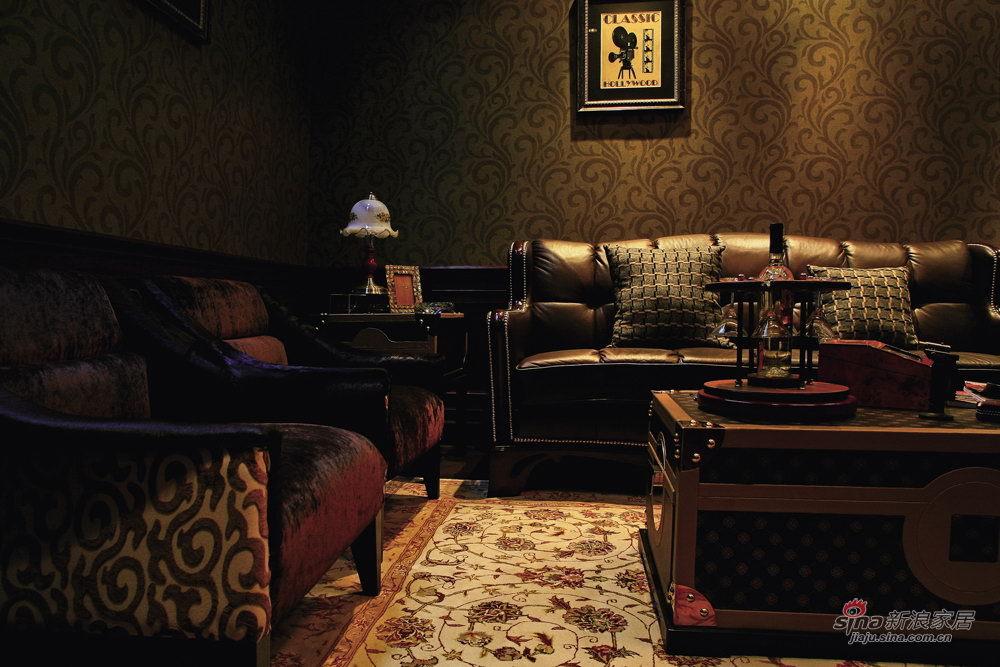 中式 其他 客厅图片来自用户1907659705在188平上海江南华府总裁官邸48的分享