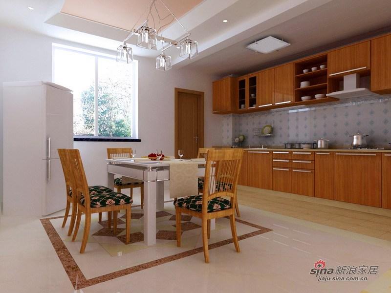 简约 一居 餐厅图片来自用户2556216825在水木天成95平自然简约2居室26的分享