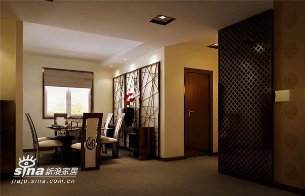 简约 二居 餐厅图片来自用户2737759857在轻舟设计部出品50的分享