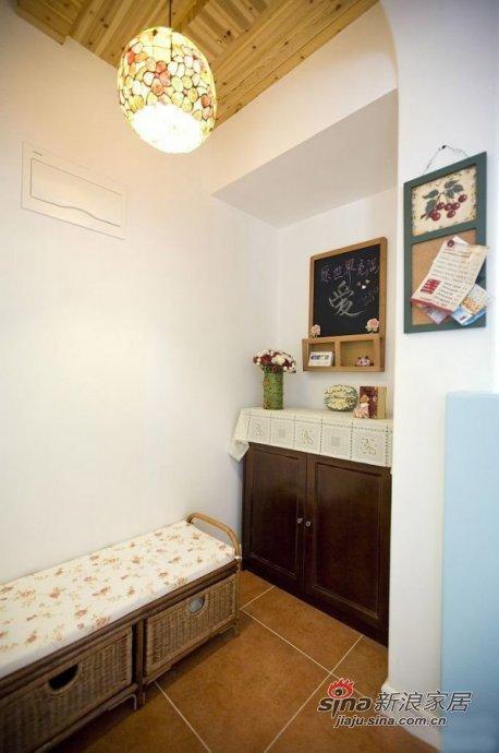田园 复式 客厅图片来自用户2737946093在乡村田园+地中海混搭复式设计74的分享