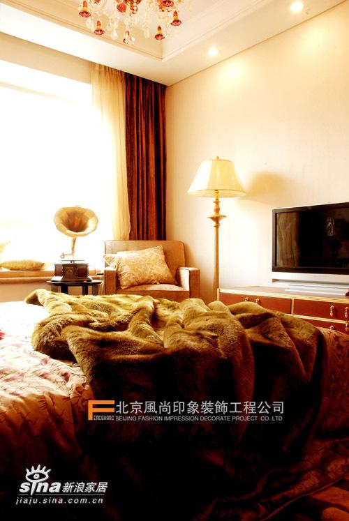 欧式 三居 卧室图片来自用户2746948411在城市官邸76的分享