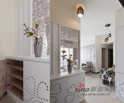 简约 二居 客厅图片来自用户2737782783在白领13万装104㎡简约婚房81的分享