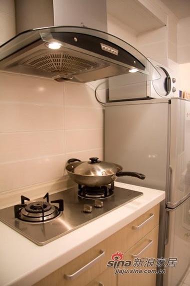 简约 一居 厨房图片来自用户2745807237在3万全包47平阳光房 一个人的地老天荒35的分享