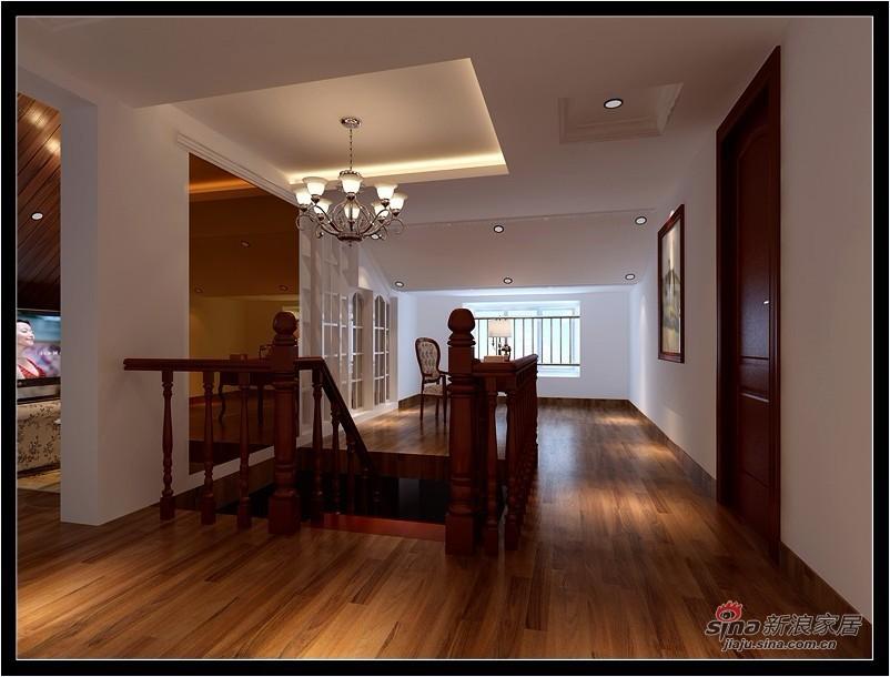 中式 三居 楼梯图片来自用户1907659705在巧手阿姨10w改造老屋换新颜94的分享