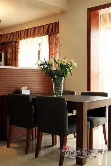 简约 二居 餐厅图片来自用户2739153147在6万巧装超强收纳89平简约家28的分享