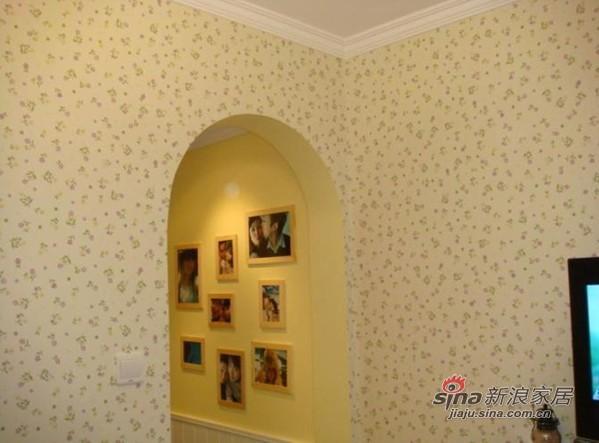 田园 二居 客厅图片来自用户2737946093在80后夫妻的的小小田园温馨窝99的分享