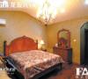 奢华的卧室