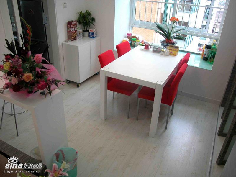 简约 一居 餐厅图片来自用户2738813661在实用美观样板间23的分享