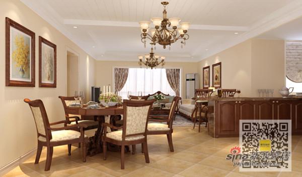 80平两居室现代中式风格展示