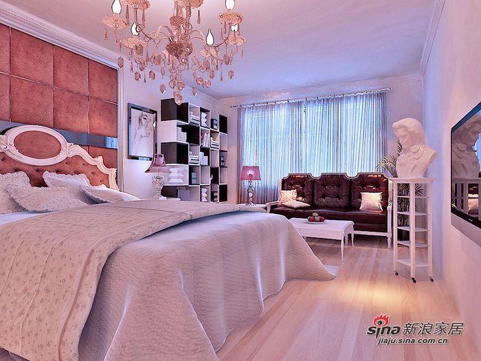 简约 复式 卧室图片来自用户2738845145在百变LOFT·180㎡简约前卫范儿60的分享