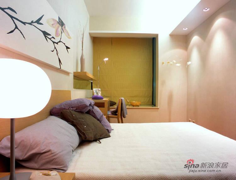 中式 三居 卧室图片来自用户1907661335在9.5万打造130平简约中式家81的分享