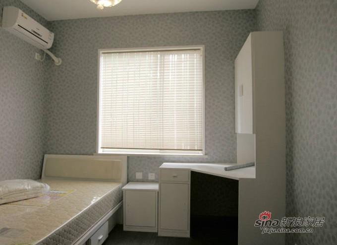 简约 二居 儿童房图片来自用户2738820801在120平优雅现代混搭风格潮家29的分享