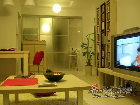 简约 二居 客厅图片来自用户2745807237在打造100平甜蜜爱巢94的分享