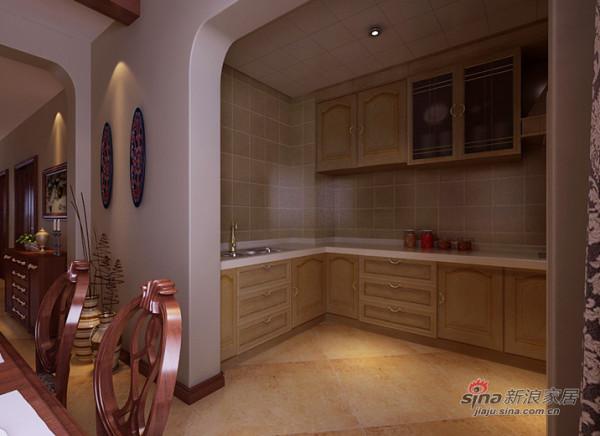 欧式风格厨房