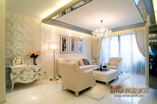 现代 四居 客厅图片来自用户2375967697在122平成功男人爱家4居55的分享