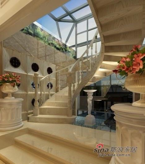500平米复式楼欧式风格