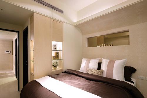 简约 二居 卧室图片来自用户2557010253在5万装扮东泽园温馨舒适两居室28的分享