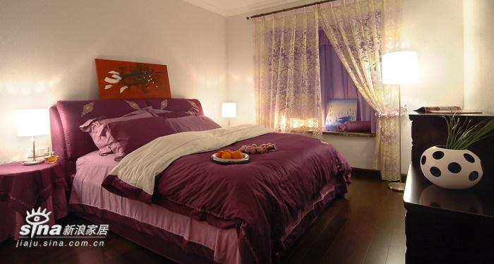 中式 别墅 卧室图片来自用户2740483635在现代中式风格作品47的分享