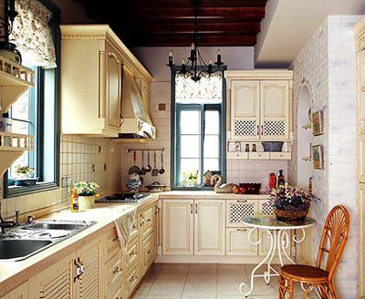 田园 清新 客厅 厨房 卧室 森系 北欧 花园 碎花 糖果色图片来自用户2771736967在简单而自然 17个北欧乡村风格厨房装修的分享