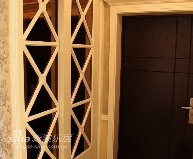 田园 二居 玄关图片来自用户2737946093在美颂巴黎-田园风欧式美家72的分享
