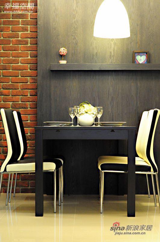 简约 一居 餐厅图片来自幸福空间在115平美式慵懒都会风情58的分享